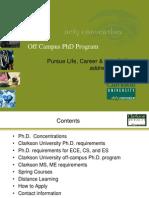 Program Slide Deck
