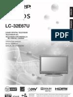 LC32E67U Manual