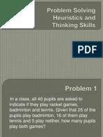 Problem Task