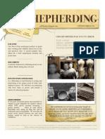 Shepherding Flyer
