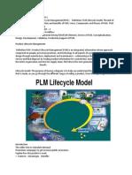product lifecycle management basics