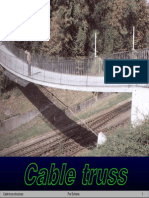 10 Cable Truss