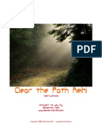 Clear the Path Reiki