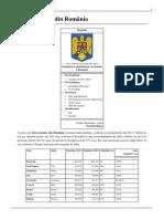 Lista orașelor din România