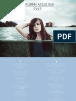 Digital Booklet - Fools - EP