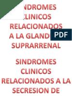 Sindromes Clinicos dos a Los Glucocorticoides