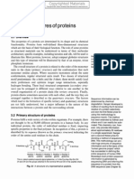 the Structures of Proteins