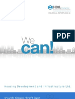 Annual Report HDIL