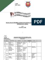 Rancangan pengajaran tahunan pendidikan jasmani dan kesihatan tingkatan 4 2014