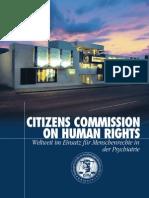 Anti-psychiatrie - CCHR - 01 - Bürgerkommission für Menschenrechte
