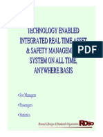 14.Integrated Monitoring Tec IR RDSO