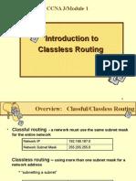 ccna03 01 Classless Rtg - Ppt
