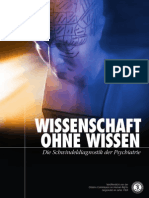 Anti-Psychiatrie - CCHR - 04 - Wissenschaft Ohne Wissen