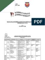 Rancangan pengajaran pendidikan jasmani dan kesihatan tingkatan 5 2014