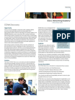 CCNA Discovery DS