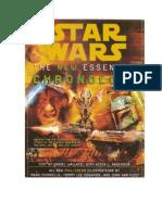 Nueva Cronologia Esencial Star Wars