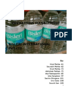 Bisleri International Ltd