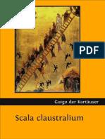 Guigo Scala-claustralium de eBook 2011-07-17
