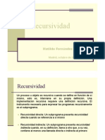 Tema 2 Recursividad