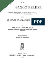 Anglo Saxon Reader