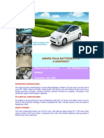 Amara Raja Batteries-VRK100-Snapshot 18092009