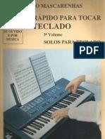 método rápido para tocar teclado vol.3 (mário mascarenhas)