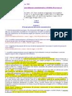 Diritto Amministrativo Legge 241 Aggiornata Al 2010 Con Commento