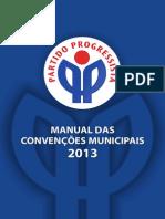 Manual Convenções Municipais PP_RS 2013