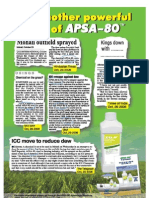 Apsa-80 in news