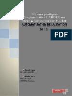 Automatisation Tri