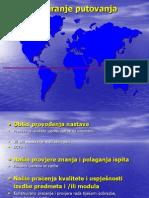 Planiranje Putovanja - Uni Split