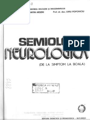 Vf Triple Nfc Karte R4.Semiologie Neurologica Bucuresti