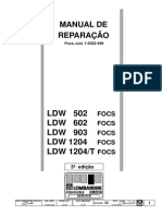 Manual de Reparação Lombardini Antigo (Portugues)