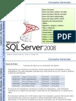 Conceptos Generales SQL Server 2008