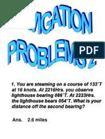 Nav Solving Problem 2 (1-20)