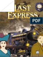The Last Express Manual