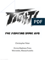Fight!The Fighting RPG