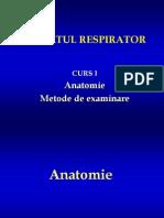 Curs 1- AP. Respirator