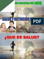 salud y nutricion del niño2013