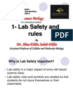 1 Lab Safety