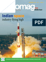 Indian Space Industry Flying High