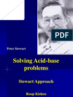 Acid Base Tutorial Stewart Interactive Cases