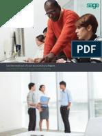 Sage Training Brochure