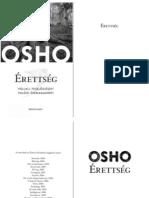 Osho - Érettség