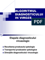 algoritm virusologie