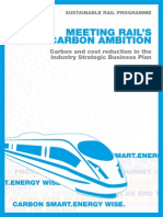 Meeting Rail's Carbon Ambition