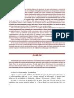 Pages de Foucault - Dits et écrits I