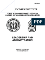 Leadership and Administration