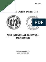 NBC Individual Survival Measures