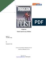 Magician - Raymond E Feist